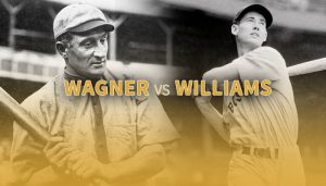Ted Williams vs Honus Wagner