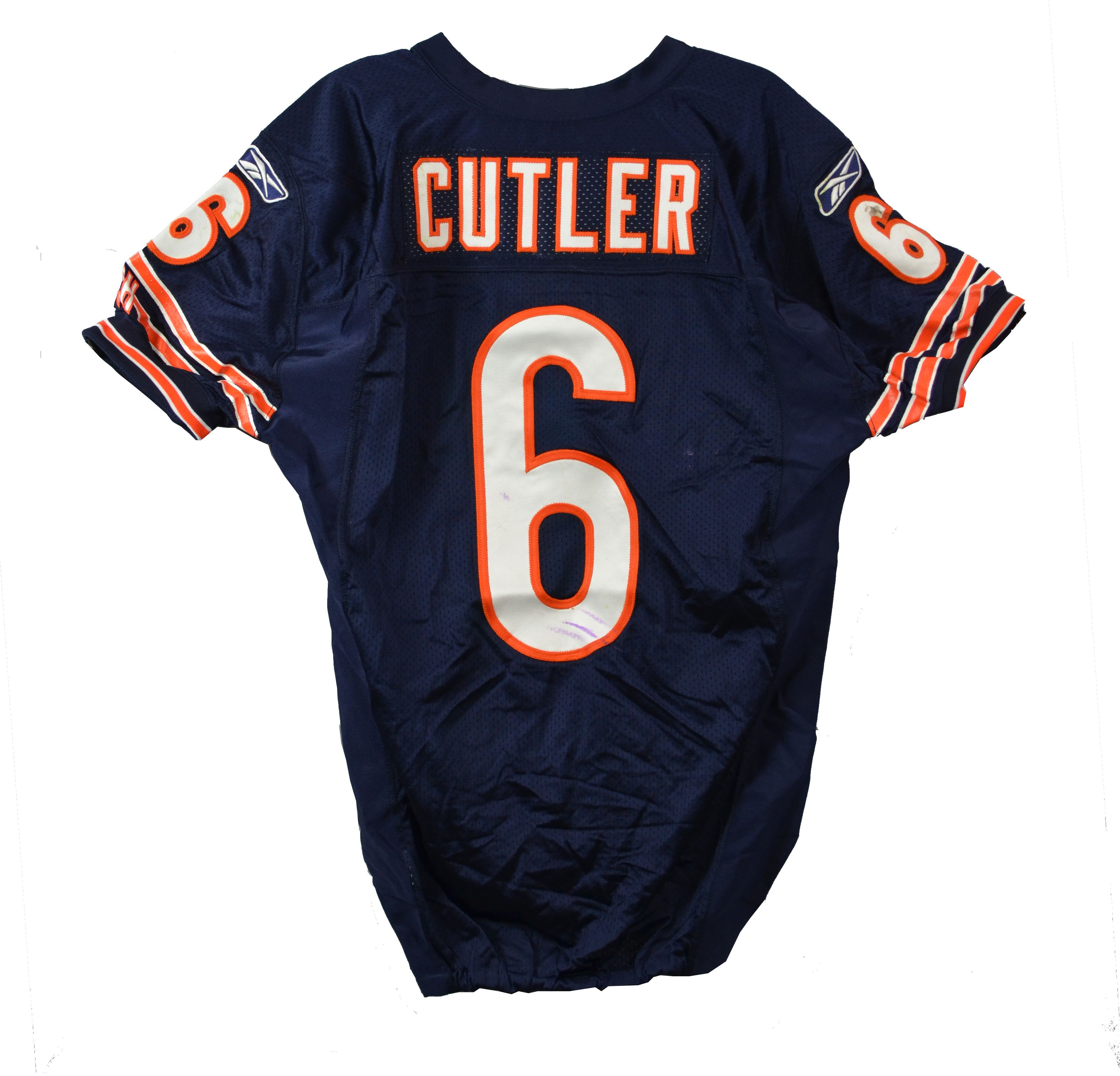 Chicago Bears Jay Cutler GAME Jerseys