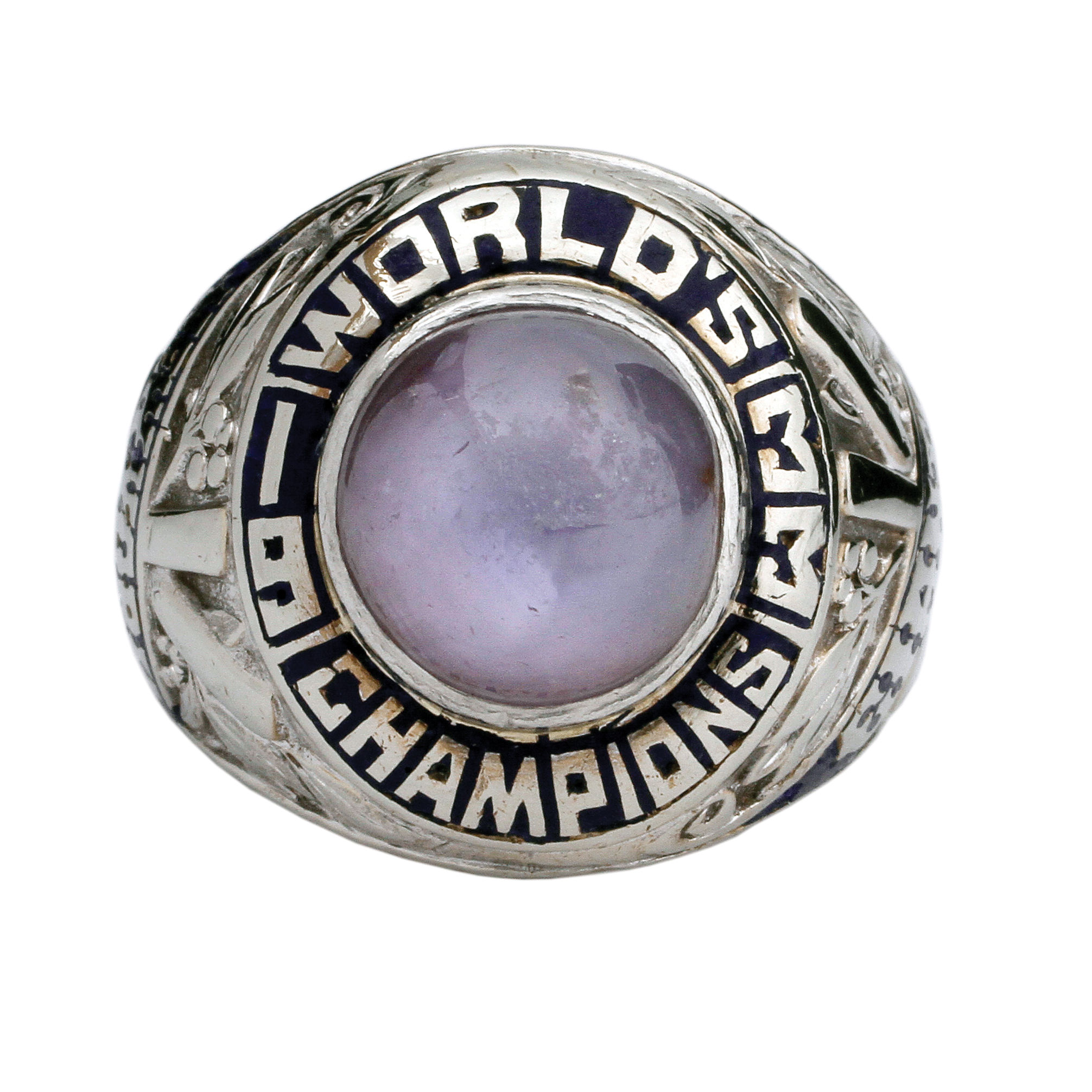 Image result for lefty odoul 1933 world series ring