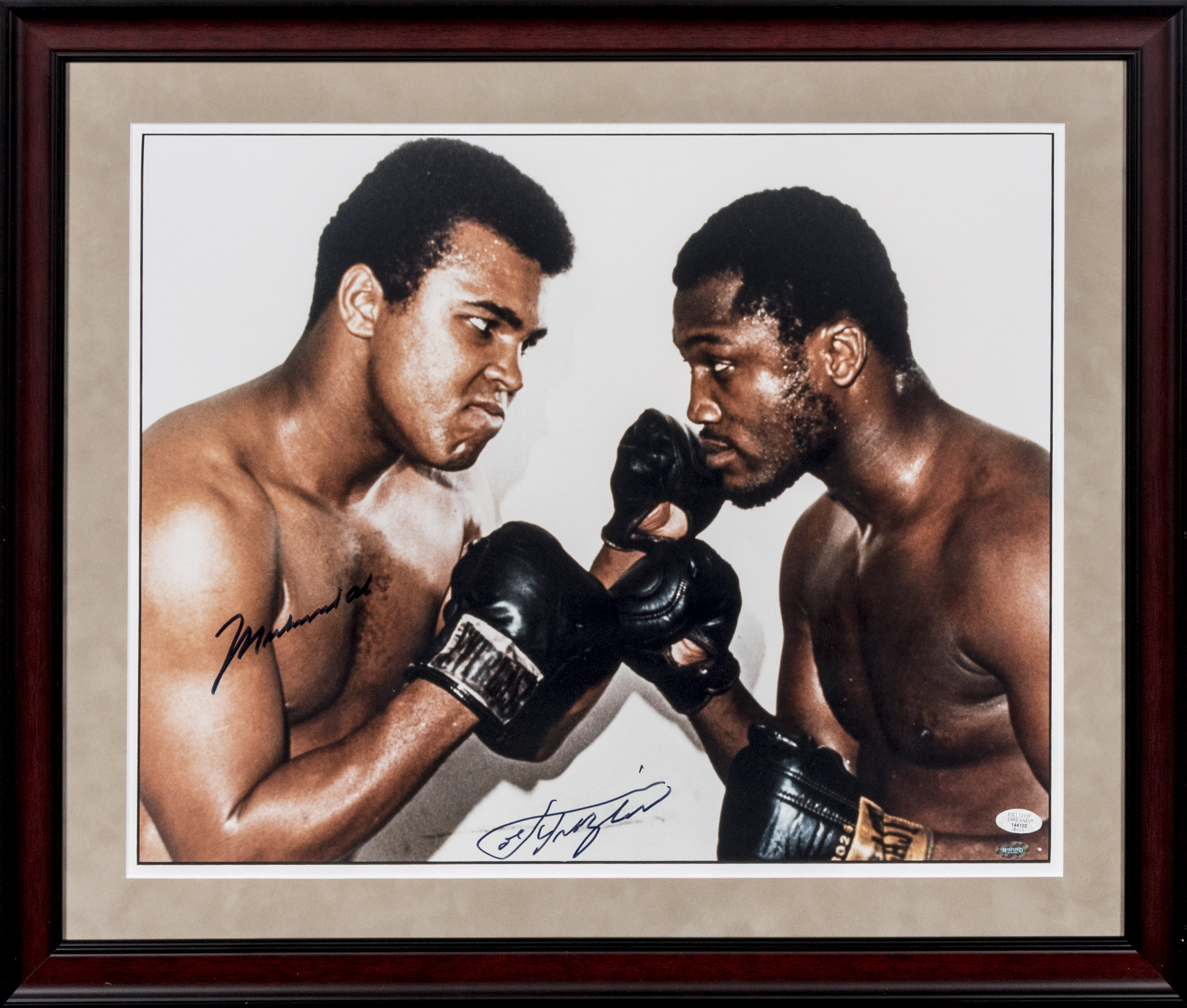 comparing and contrasting muhammad ali and joe fraizer A breakdown of how i think the fantasy matchup between mike tyson and joe frazier in their comparing tyson muhammad ali vs joe frazier 2 full.