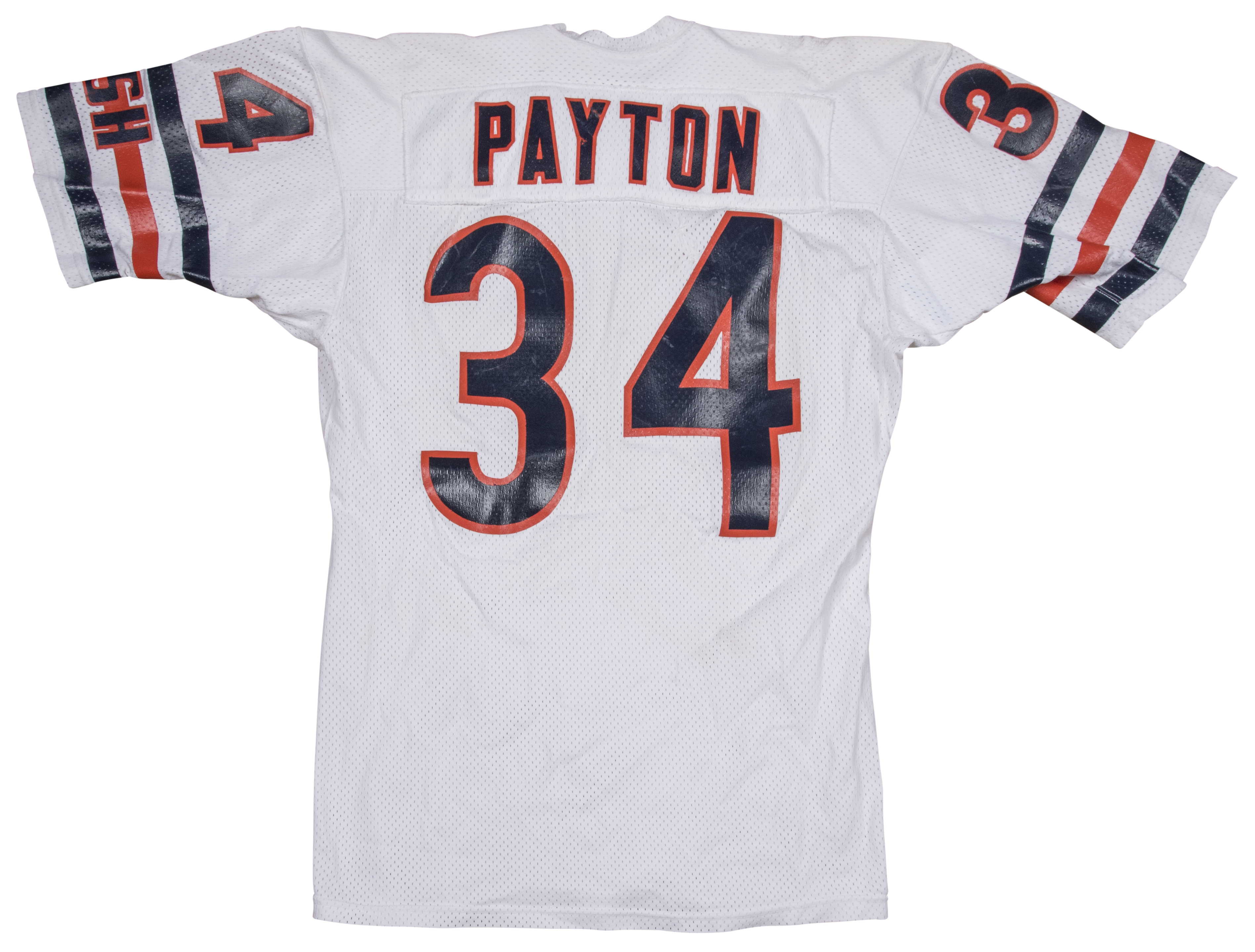 9692005a84c Lot Detail - 1984-87 Walter Payton Game Used Chicago Bears Road Uniform -  Jersey, Pants and
