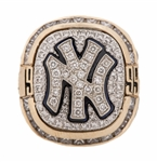 Don Zimmers 1999 New York Yankees World Series Champions Ring-Player Version!- With The Original Presentation Box (Zimmer LOA)