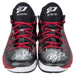 2012-13 Chris Paul Game Used and Signed Air Jordan Sneakers (PSA/DNA & MEARS)