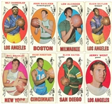 1969/70 Topps Basketball Complete Set (99)