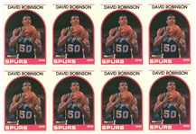 1989/90 Hoops #310 David Robinson Rookie Cards High Grade Hoard (700+)