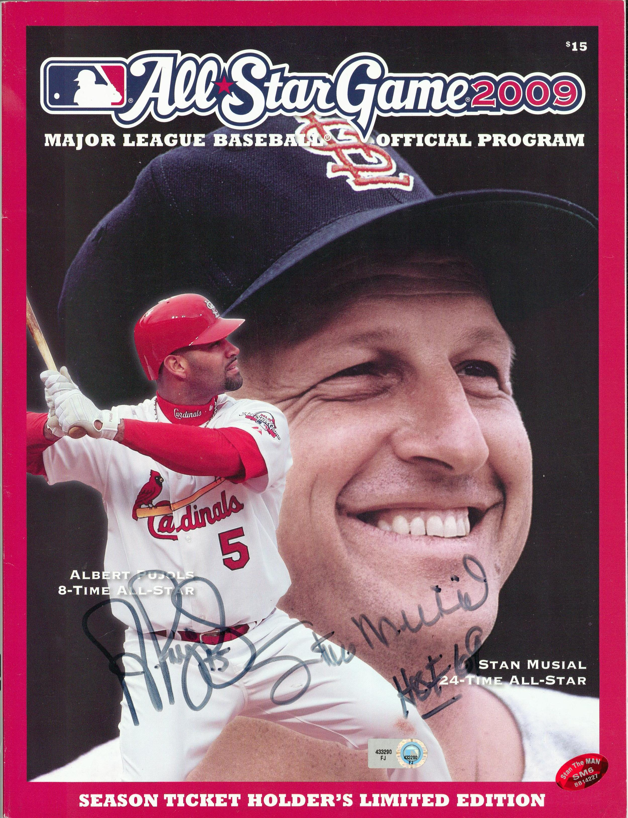 Stan musial and albert pujols essay