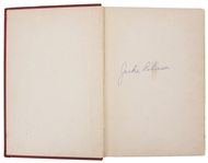 "1948 Jackie Robinson Autographed ""My Own Story"" Book (PSA/DNA)"