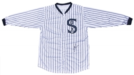 "John Cusack Autographed Chicago White Sox Jersey from ""Eight Men Out"" (PSA/DNA)"
