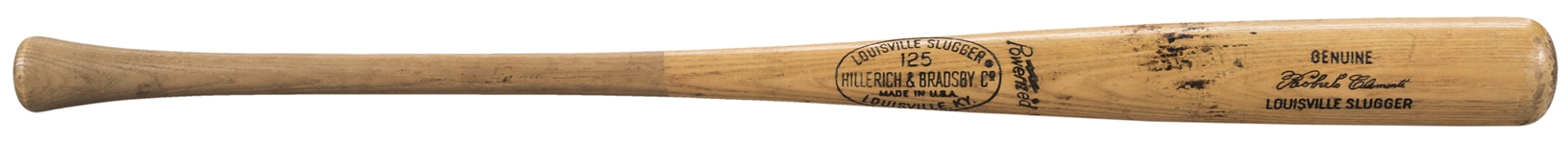 1973-1975 Roberto Clemente Last Ordered Hillerich & Bradsby C276 Model Bat Signed By 14 Hall Of Famers (PSA/DNA & Beckett)