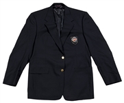 1997 Alex English Hall of Fame Induction Blazer (English LOA)