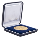 1998 FIFA World Cup Gold Medal With Original Presentation Box