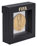 2006 FIFA World Cup Gold Medal With Original Presentation Box