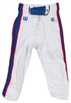 Andre Reed Game Used Buffalo Bills Pants (Reed LOA)