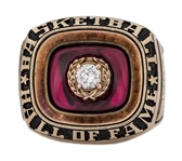 1997 Alex English Basketball Hall Of Fame Induction Ring (English LOA)