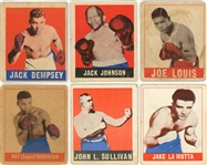 1948 Leaf Boxing Complete Set (49)