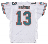 1994 Dan Marino Game Used Miami Dolphins Road Jersey (Sports Investors Authentication)