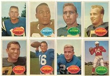 1960 Topps Football Complete Set (132)