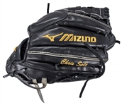 2014 Chris Sale Game Used and Signed Photo Matched Mizuno GZP 14 Fielders Glove Used on 08/24/14 (MLB Authenticated & PSA/DNA)