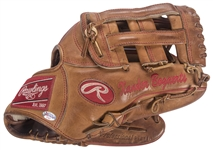 2016 Xander Bogaerts Game Used & Signed Rawlings PRODJ2 Fielders Glove (Anderson LOA)