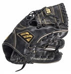 1996-1997 Mariano Rivera Early Career Game Used Mizuno M2P40 Fielders Glove Gifted To Willie Randolph (PSA/DNA & Randolph LOA)