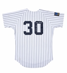 1994 Willie Randolph Game Used and Signed New York Yankees Home Coaches Jersey (Randolph LOA)