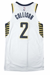 2018-19 Darren Collison Game Used Indiana Pacers Jersey Photo Matched To 3/30/2019 (Resolution Photomatching)