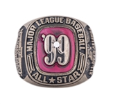 1999 Major League Baseball American League All Star Game Ring Presented to Willie Randolph (Randolph LOA)