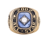 2002 Major League Baseball American League All Star Game Ring Presented to Willie Randolph (Randolph LOA)