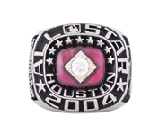 2004 Major League Baseball American League All Star Game Ring Presented to Willie Randolph (Randolph LOA)