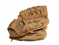 Willie Randolph Game Used, Signed & Inscribed New York Yankees Era MacGregor Pro Model Fielding Glove (Randolph LOA)
