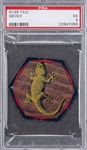 "1930s R149 Fleer ""Tilo Cards"" Gecko – PSA EX 5 ""1 of 1!"""