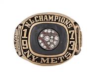 1973 New York Mets National League Championship Ring (Burbrink Family LOA)