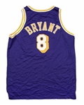 1998-99 Kobe Bryant Game Used Los Angeles Lakers Road Jersey With Apparent Photo Match To 2/23/1999 (Sports Investors Authentication)