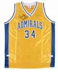 1994-95 Kevin Garnett Game Used & Signed Farragut High School Admirals Jersey With Apparent Photo Match (MEARS A10, Sports Investors Authentication & JSA)