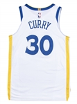 2018 Stephen Curry Game Used Golden State Warriors Western Conference Finals Jersey Used on 5/14/2018 - Game 1 - Championship Year! (Warriors/MeiGray)